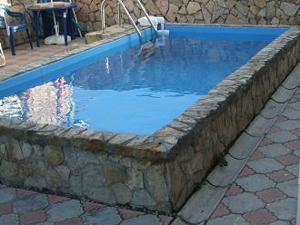 Частный бассейн. Саратов.