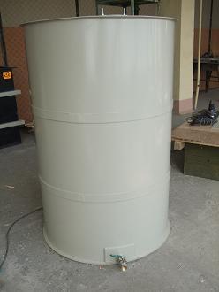 Емкость полипропиленовая 5м3