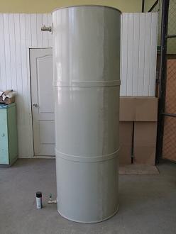 Емкость полипропиленовая 3м3