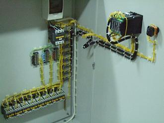 Модуль автоматического поддержания температуры-восьмиканальный.